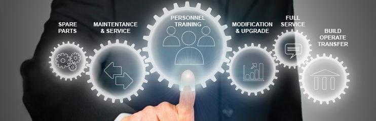 services - after-sales services | Manz AG