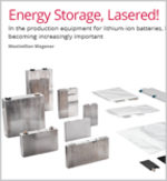 Energy Storage, Lasered!