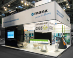 Manz Exhibiting Its Powerful Product Range at the Intersolar 2012