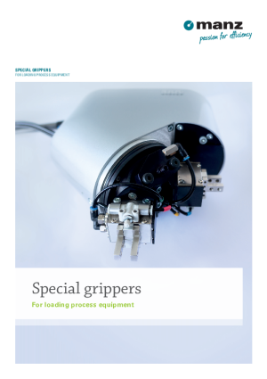 Data Sheet Special Grippers