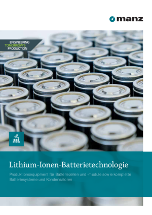 Brochure – Lithium-Ion Batteries