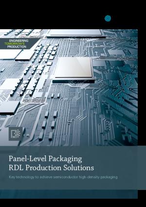 产品目录 - FOPLP面板级扇出型封装智能生产设备解决方案