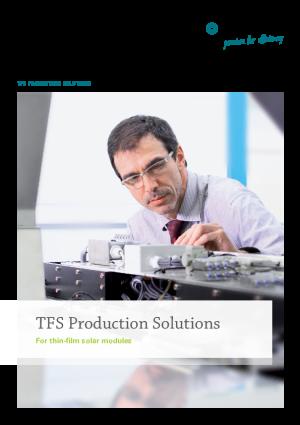 Brochure - tfs Solar Production Solutions