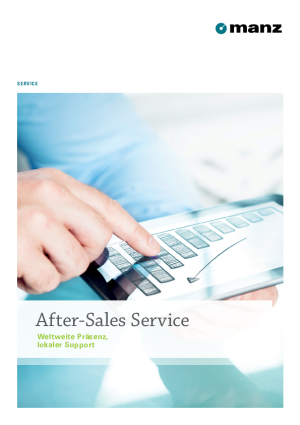 Brochure - After-Sales Service
