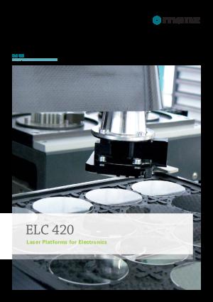 Data Sheet ELC 420