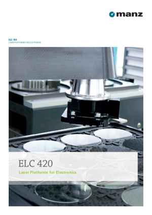 Datenblatt ELC 420