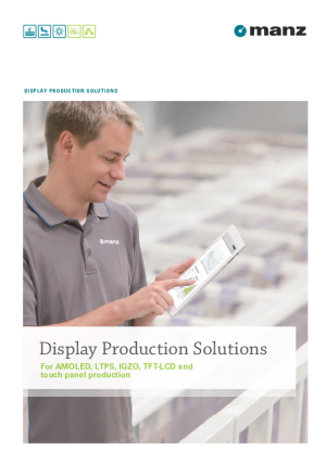 Broschüre - Display Production Solutions
