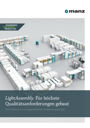"Brochure – Assembly System ""LightAssembly"""