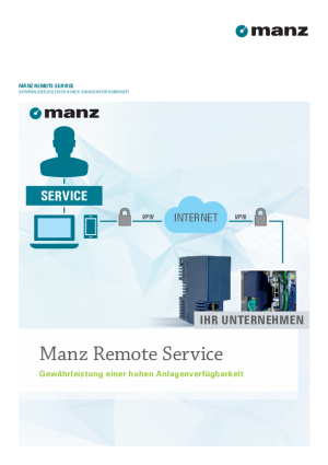 Datenblatt Remote Service