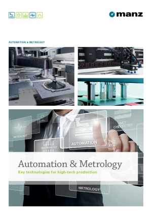 產品目錄 – Automation and Metrology Solutions for High-Tech Production