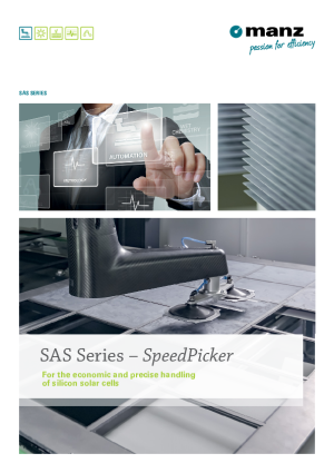 Brochure - SAS SpeedPicker Series